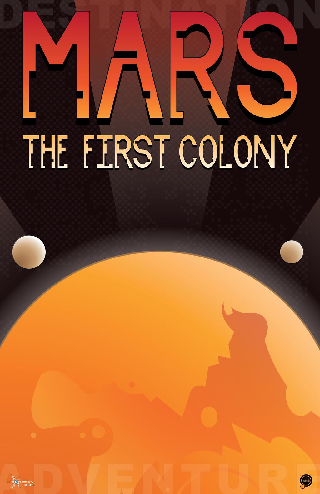 Interplanetary Travel Agency- Mars