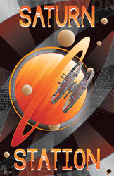 Interplanetary Travel Agency- Saturn