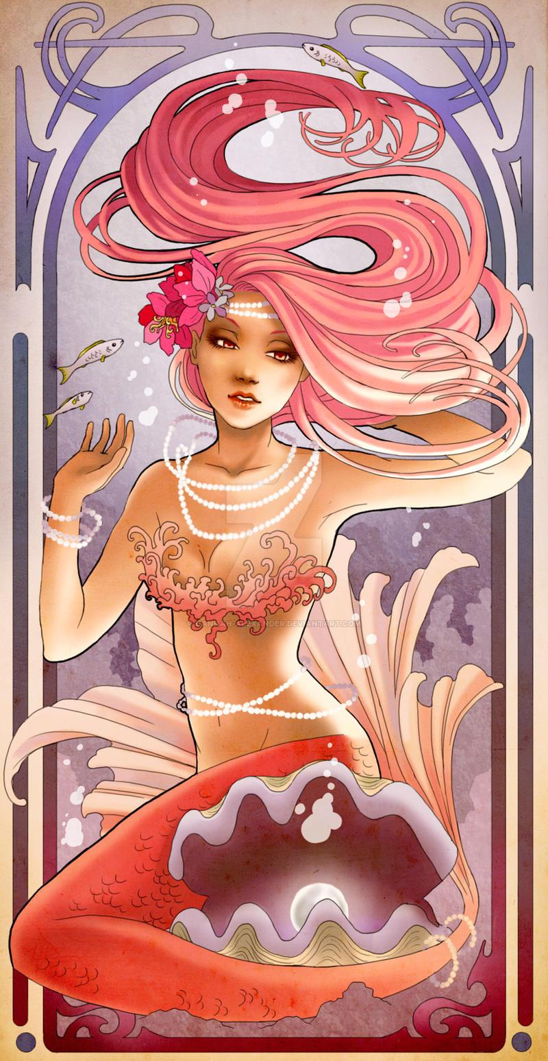 La Mer: Perle by Hannah-Alexander