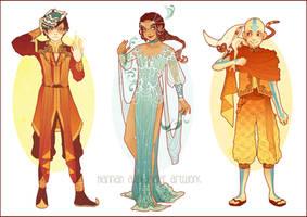 Avatar: Costume Designs