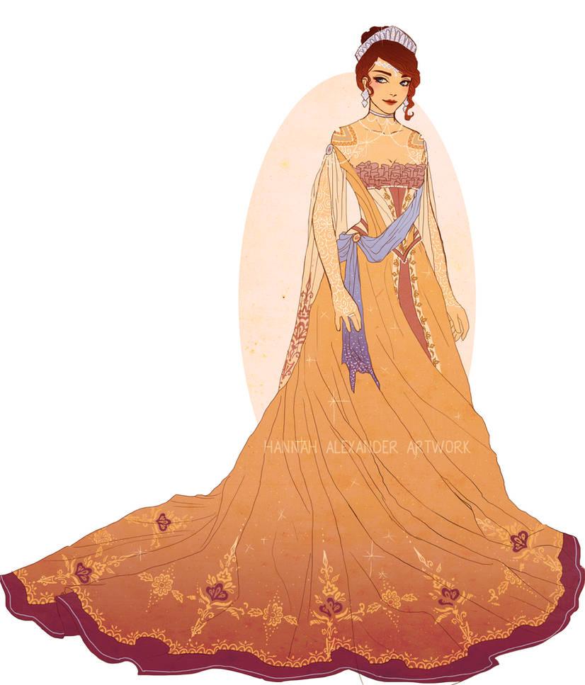 Anastasia Disney Princess Costume