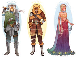Adventure Time Redesigns I