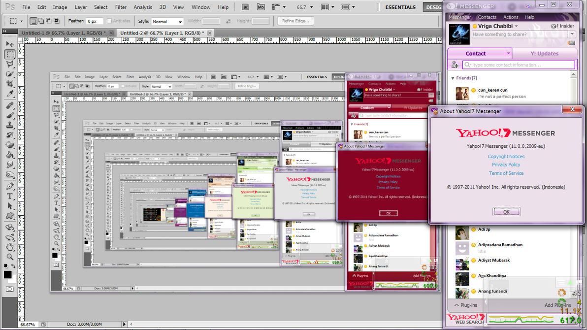 Yahoo7 Reflections Shop By Supervergil On Deviantart