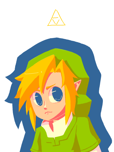 tegaki Link by Firedblue