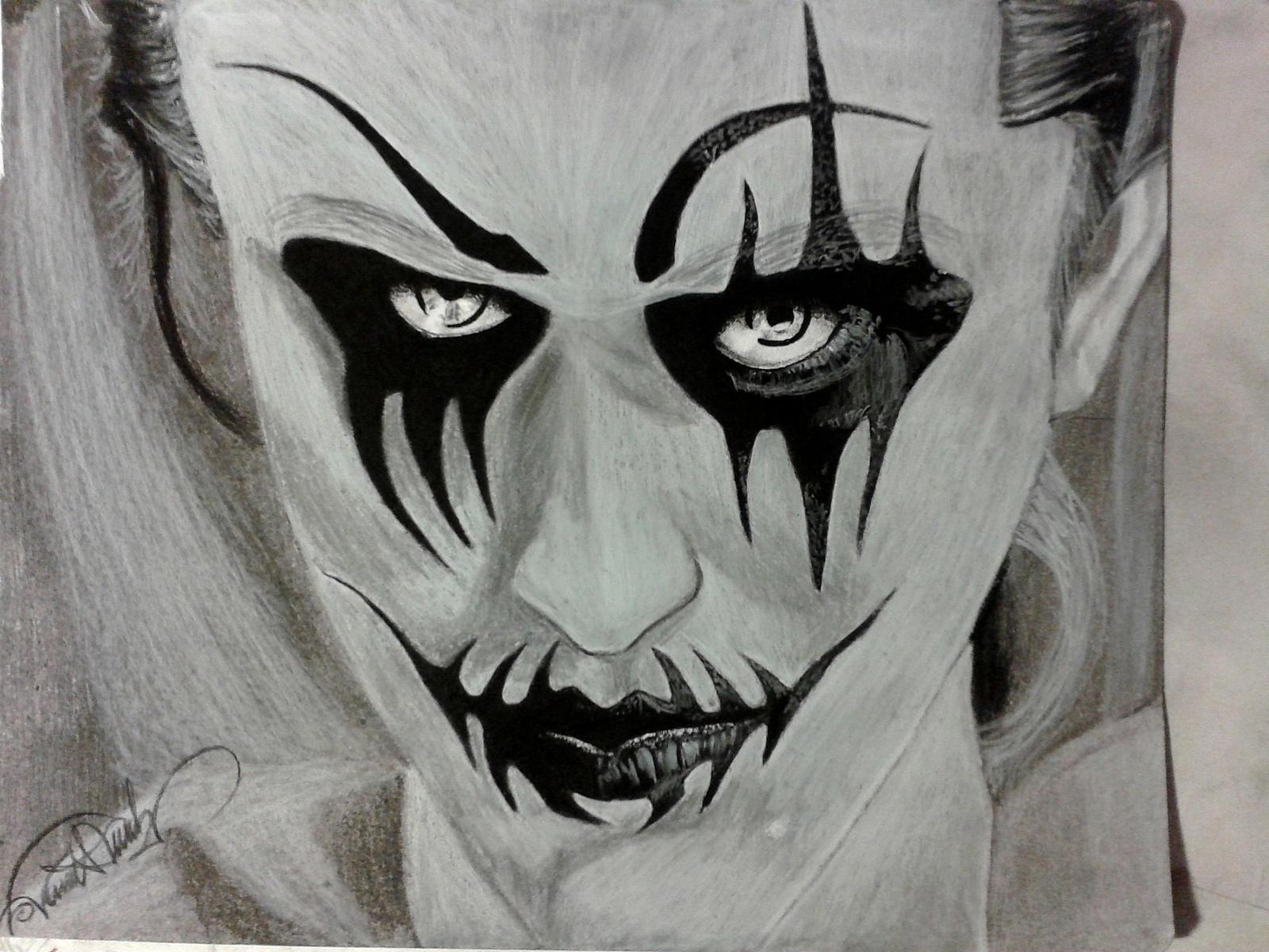 Vampyric Evil by NekroGothicMaster