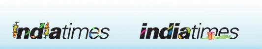Holi special logos, IndiaTimes
