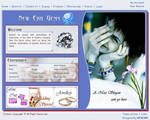 Web interface2 for a jeweller by vinkrins