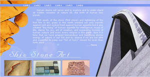 web interface, shiv-stone