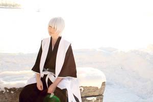 Ichimaru Gin - Mocking grin by Mimixum