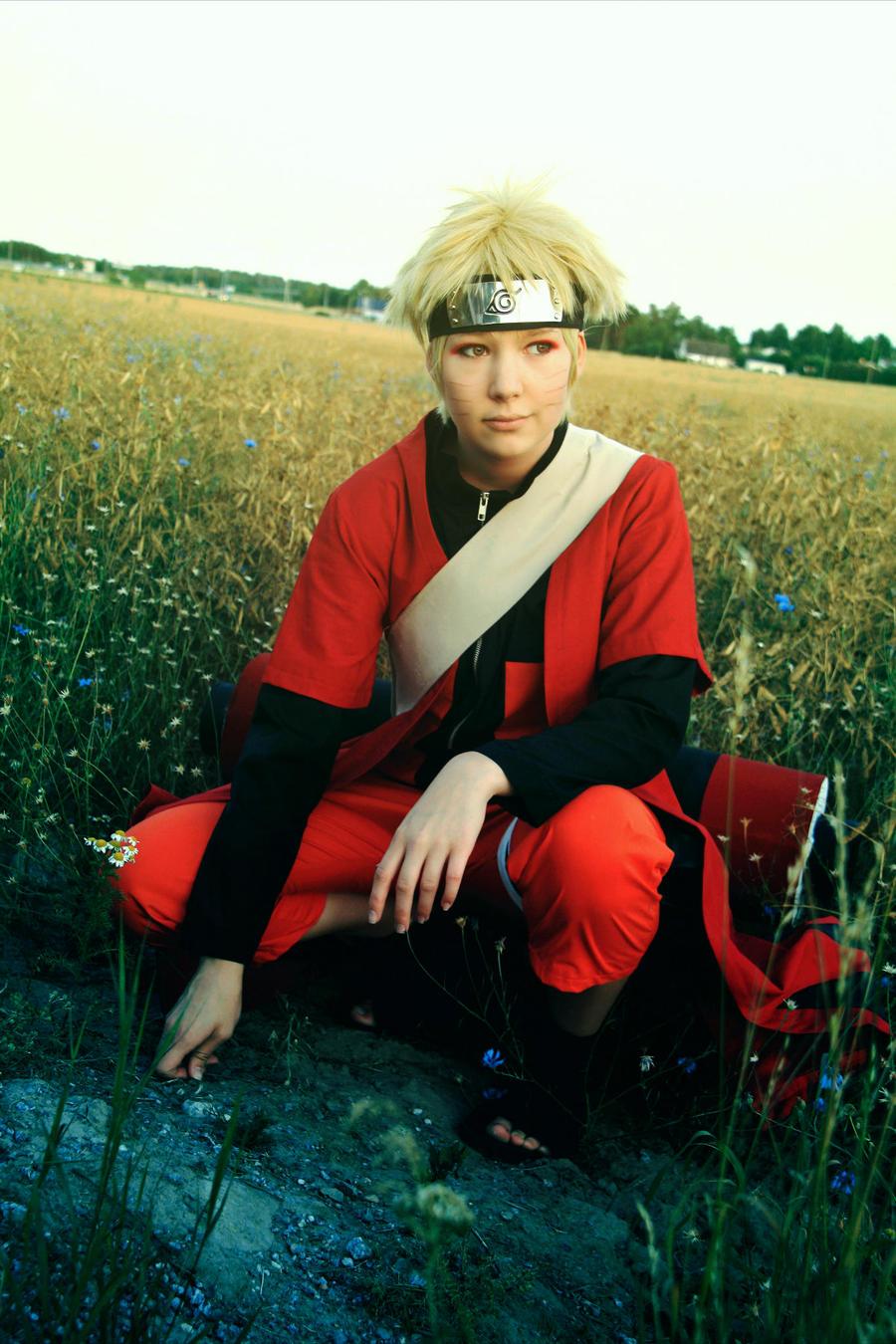 Uzumaki Naruto - Let's go! by Mimixum