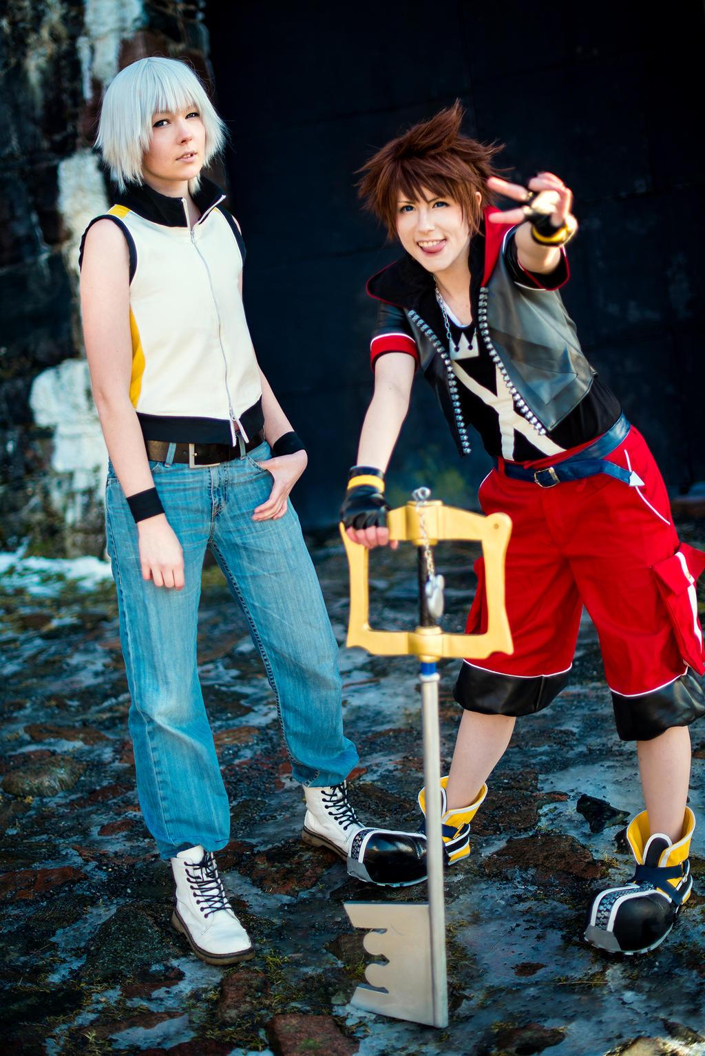 Kingdom Hearts - Dream travelers by Mimixum