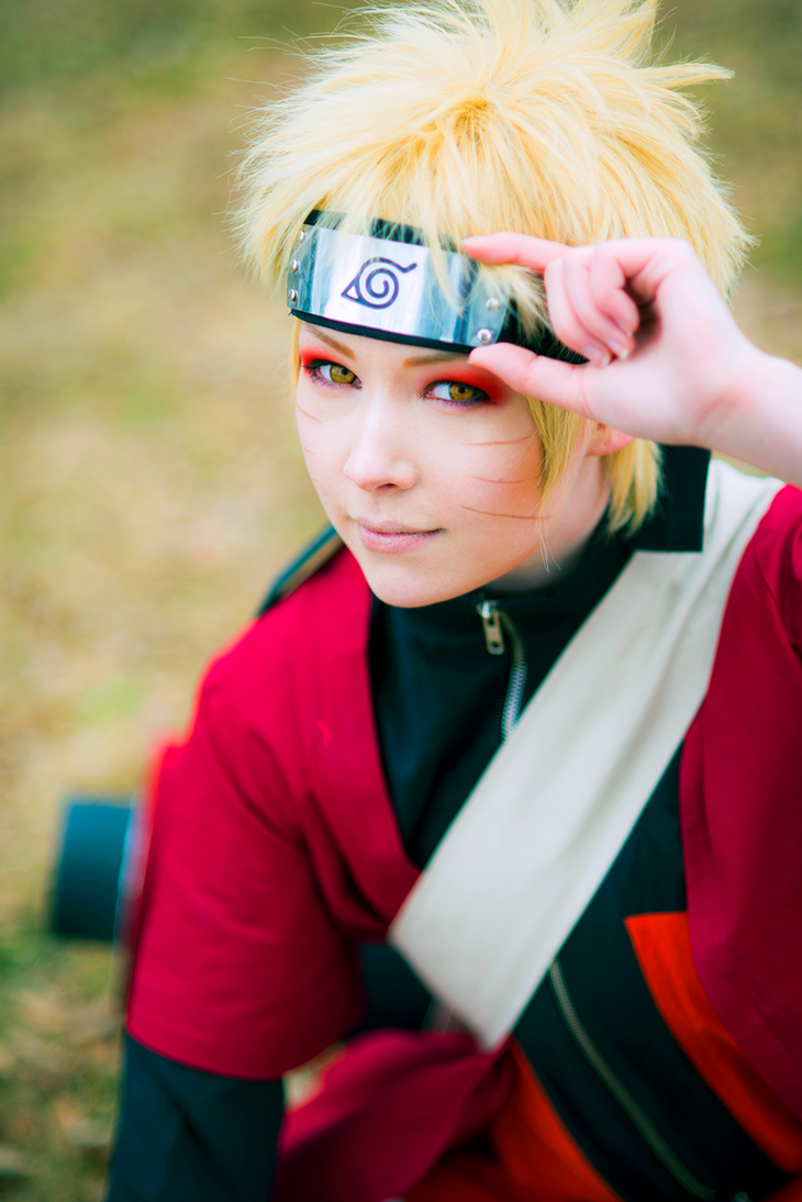 Uzumaki Naruto by Mimixum