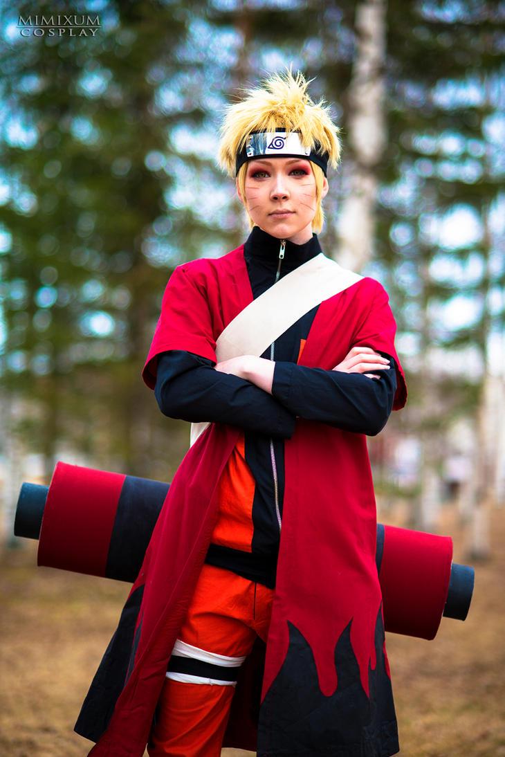 Uzumaki Naruto - Onwards by Mimixum