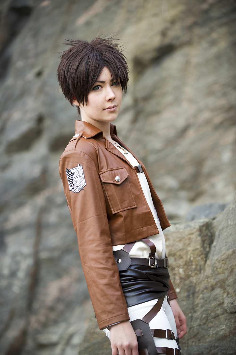 Eren Jaeger by Mimixum on DeviantArt