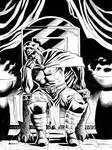 King Conan-inks