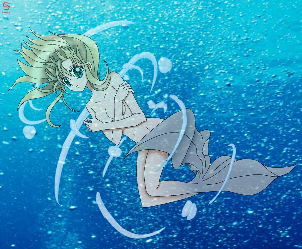 Mermaid Melody Chisaki Transform By Yuki1607 On DeviantArt