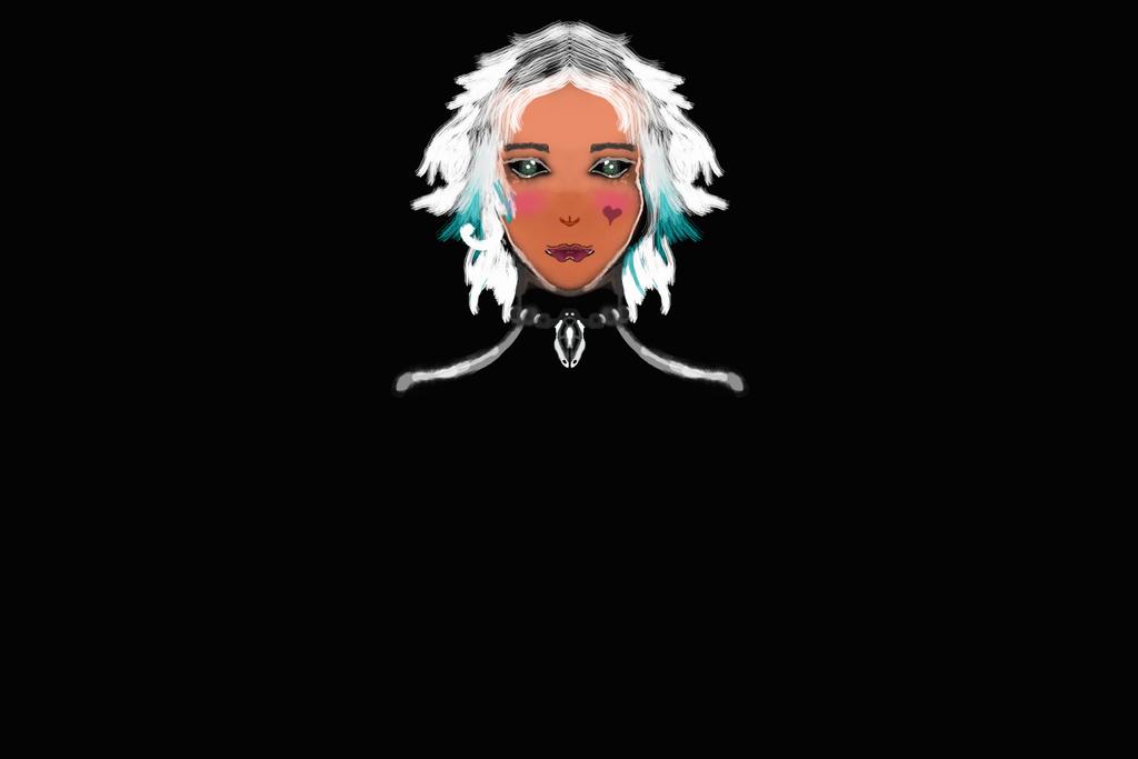 White Girl 01 by Handness
