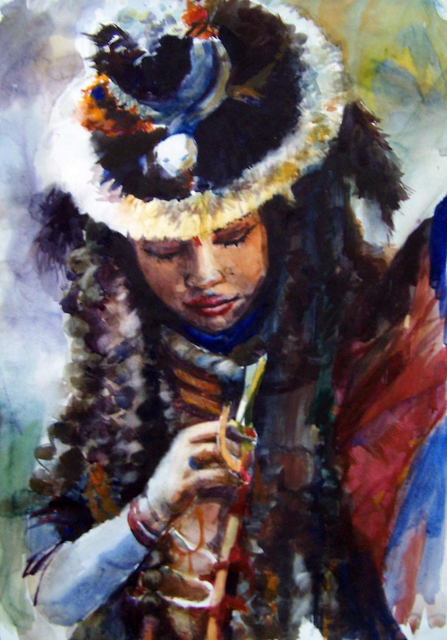 Lord Shiva Painting - Shaily Verma