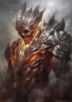 The Skull by kamiyamark