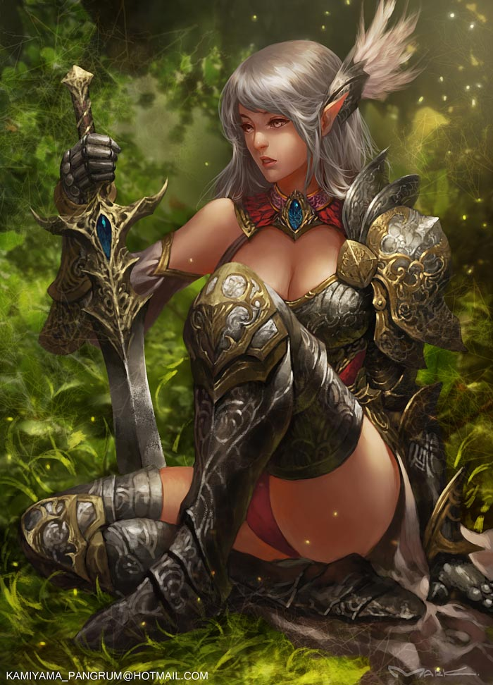 Fantasy girl 4 by kamiyamark on deviantart fantasy girl 4 by kamiyamark voltagebd Images