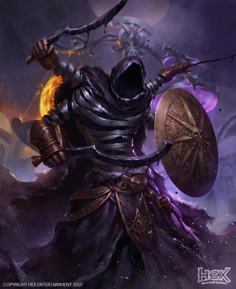 Night Warden by kamiyamark