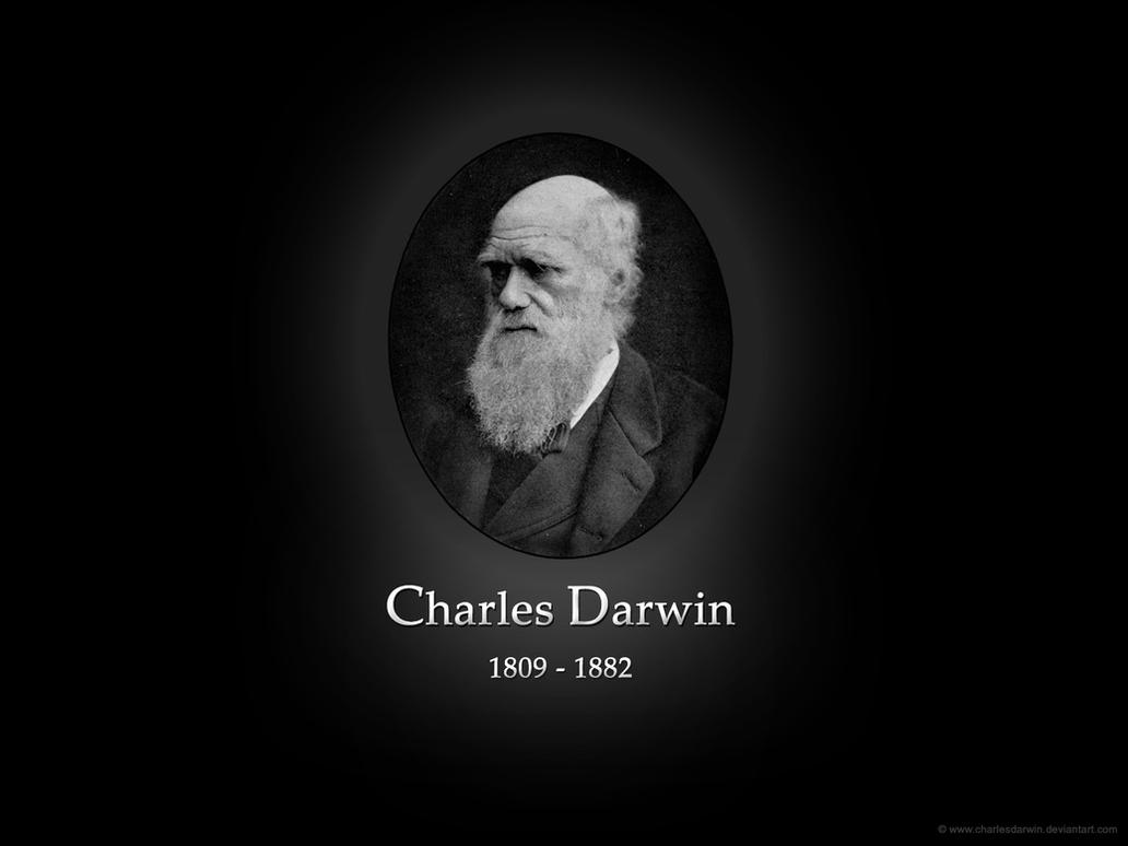 Charles Darwin Wallpaper  V2 by CharlesDarwin