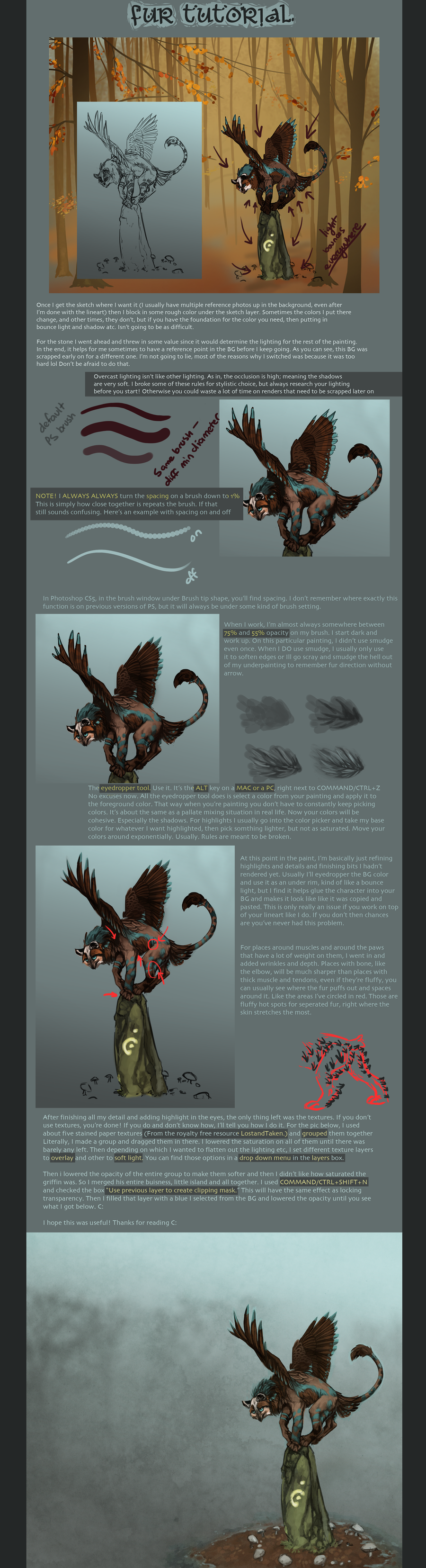 Fur Painting Resource by Blackpassion777