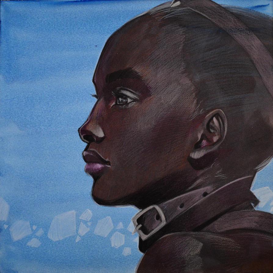 Sky so Blu by Blackpassion777