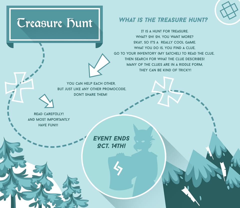 Treasure Hunt by Blackpassion777