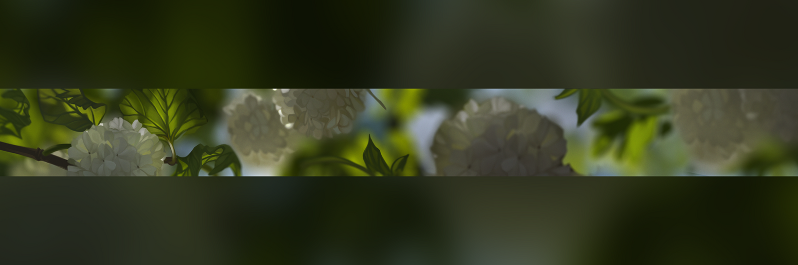 Mystfell Header Flowers by Blackpassion777