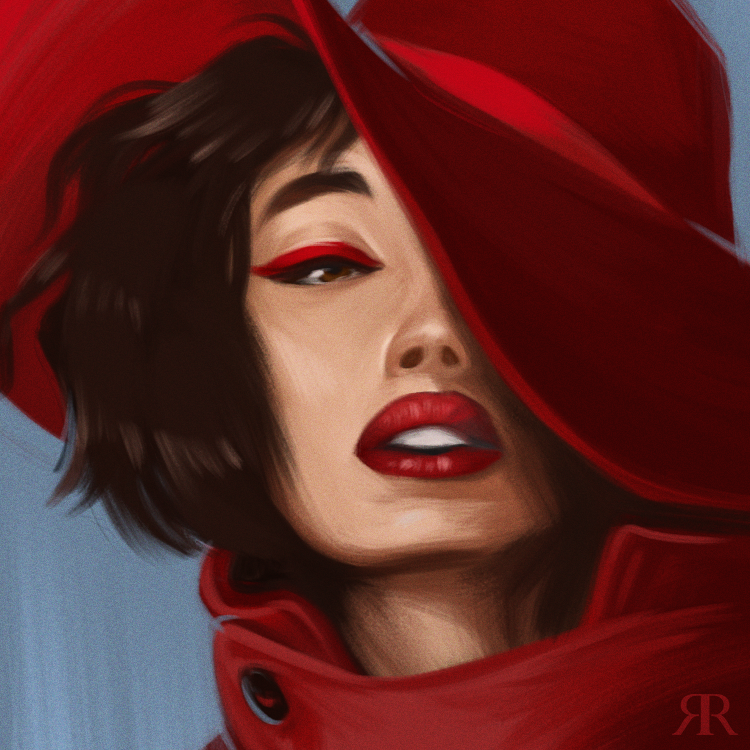 Red by Blackpassion777