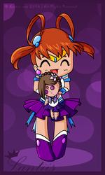 Sailor Oracle Loves Dezi by iLantiis