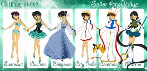 CGS Clothing Meme Ethne aka Sailor Anguiculus