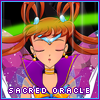 Sacred Oracle Badge by iLantiis