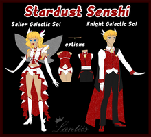 Stardust Galactic Reference by iLantiis