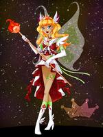 Sailor Galactic Sol by iLantiis