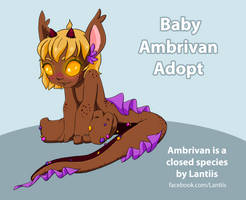 CLOSED OTA Earth Baby Adopt by iLantiis
