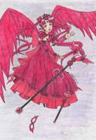 Roseko for sailorrose92 by iLantiis