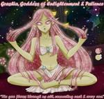 Grashia, Pakkeli Goddess