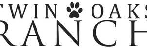 Twin Oaks Ranch Logo by iLantiis