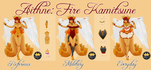 Kamitsune Reference: Aithne