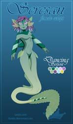 CLOSED: Seresan - Dancing Serpent (Female) by iLantiis