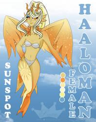 CLOSED: Haaloman - Sunspot by iLantiis
