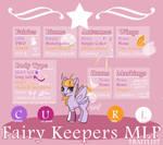MLP Fairy Keepers Traitlist by MamaLantiis