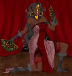 Ancient Warrior by iLantiis