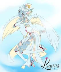 Lemea Queen - FLAT COLORS
