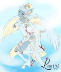 Lemea Queen - FLAT COLORS by iLantiis