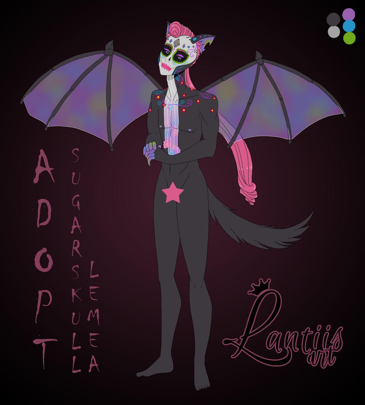 OPEN OTA Spooky Lemea Adopt 3