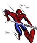 Spider-man for Aisaku