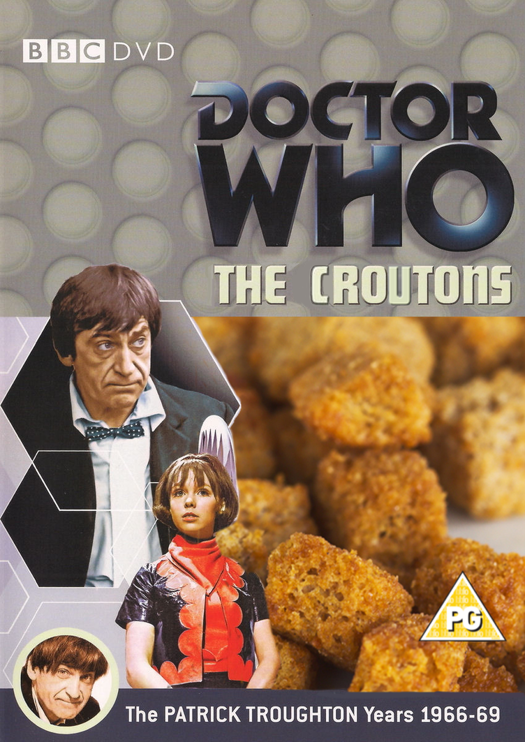 The Croutons (Doctor Who Photoshop Pun) by Akriloth2160